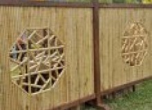Kwikfynd Bamboo fencing townsville