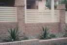 Townsville Brick fencing 12