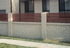 Townsville Brick fencing 13