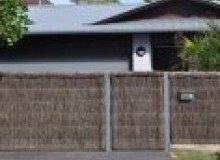 Kwikfynd Thatched fencing townsville